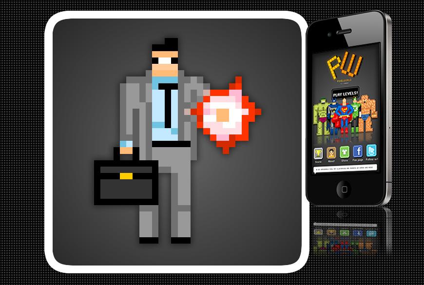PixelWorld #1: Comics!